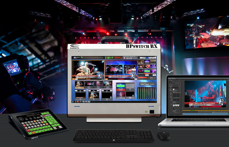 Broadcast Pix Introduces BPswitch RX | Broadcast Pix, Inc  [US]